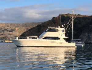 Used Riviera 51 Enclosed Bridge Sports Fishing Boat For Sale