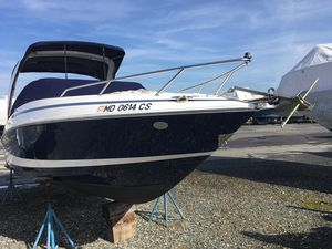 Used Regal 2550 Cuddy Express Cruiser Boat For Sale
