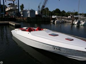 Used Switzer Craft 25 High Performance Boat For Sale