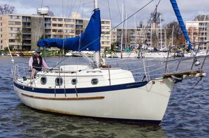 Used Pacific Seacraft /dana 24 Cruiser Sailboat For Sale