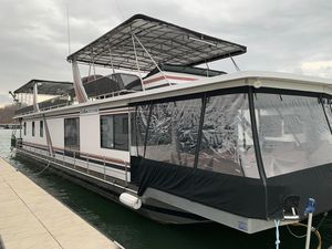 Used Stardust Cruisers Houseboat 18 X 75Houseboat 18 X 75 House Boat For Sale