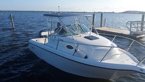 Used Sailfish 234 WAC Cuddy Cabin Boat For Sale