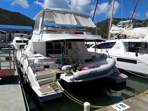 Used Leopard 51 PC Crewed Power Catamaran Boat For Sale