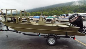 Used Lowe Boats Roughneck 1860Boats Roughneck 1860 Utility Boat For Sale