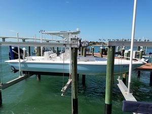 Used Velocity 260 Bay Center Console Fishing Boat For Sale