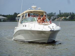 Used Sea Ray 340 Sundancer Motor Yacht For Sale