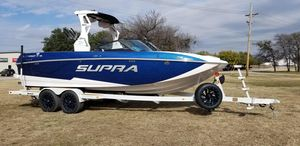 New Supra SLSL Ski and Wakeboard Boat For Sale