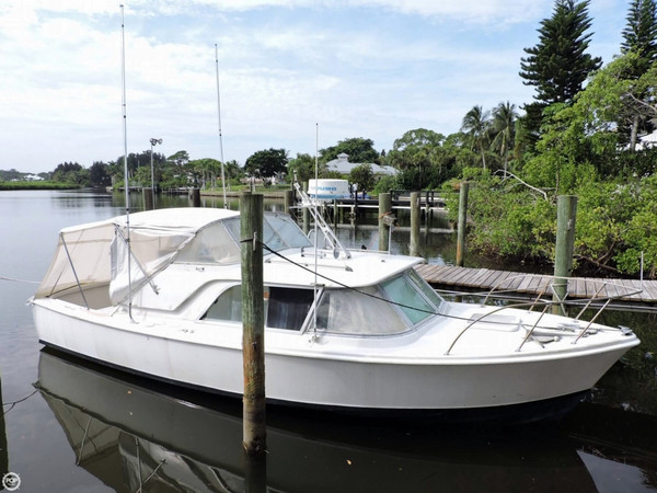 Used Bertram 31 Express Sports Fishing Boat For Sale