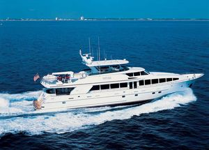 Used Crescent RPH Euro Transom Pilothouse Boat For Sale