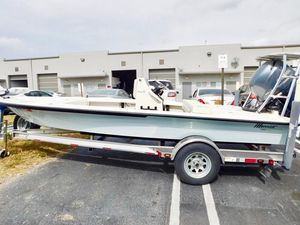 Used Maverick Boat Co. 18 HPX Mirage Sports Fishing Boat For Sale