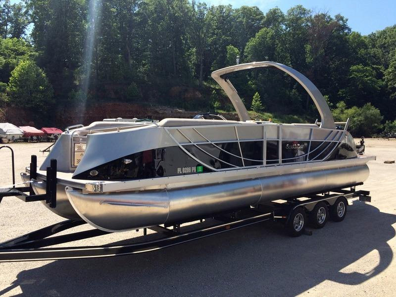 Used South Bay 925 Sport Pontoon Boat For Sale