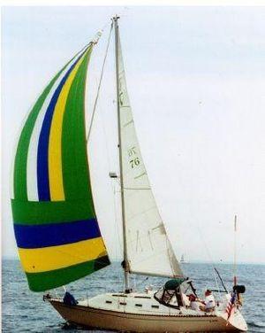 Used Tartan 3000 Sloop Sailboat For Sale