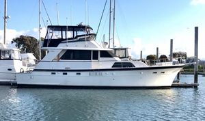 Used Hatteras 53 Yacht Fisherman Motor Yacht For Sale