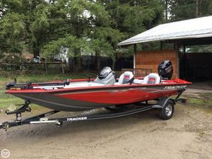 Used Tracker 175 TXW Bass Boat For Sale