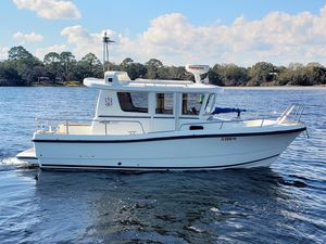 Used Minor Offshore 25 Trawler Boat For Sale