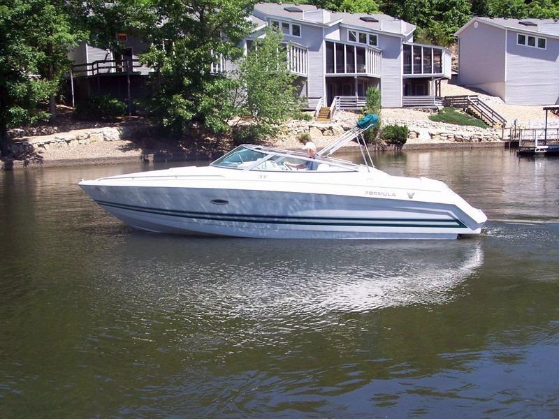 Used Formula 280 Sun Sport Bowrider Boat For Sale