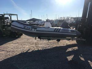 Used Alliance Marine 12ft12ft Dinghie Boat For Sale