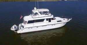 Used Jefferson Marquessa 56 Extended Deckhouse Motor Yacht For Sale