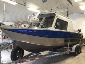 Used Hewes Alaskan 260 Pilothouse Boat For Sale