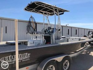 Used Haynie 25 Magnum Bay Boat For Sale