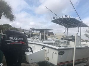 Used Dusky Marine 23.3 Open Center Console Fishing Boat For Sale
