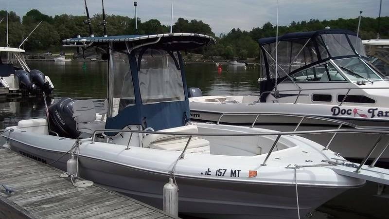 Used Triumph 215 Center Console Fishing Boat For Sale