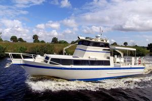 Used Custom Neuville 46 Dive-Crew BoatNeuville 46 Dive-Crew Boat Commercial Boat For Sale