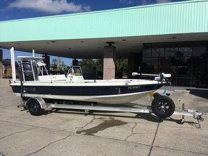 Used Action Craft 1890 Flats Master (New Smyrna Beach Location)1890 Flats Master (New Smyrna Beach Location) Freshwater Fishing Boat For Sale