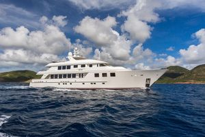 Used Burger 2006/2017 TRI Deck Motor Yacht 144 FT Motor Yacht For Sale