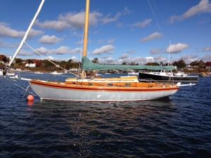 Used Concordia Sloop Sailboat For Sale