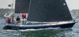 Used C&c 37/40 Plus Cruiser Sailboat For Sale