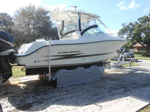 Used Hydra-Sports 2500vx Cuddy Cabin Boat For Sale