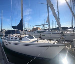Used Catalina C34 Cruiser Sailboat For Sale