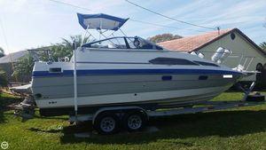 Used Bayliner 2455 Ciera Sunbridge Express Cruiser Boat For Sale