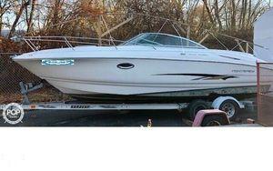 Used Monterey 248 LSC Montura Walkaround Fishing Boat For Sale