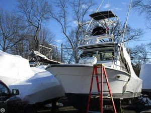 Used Topaz 28 Exp- w/ 2 Brand New Reman'd Volvo Penta D-4 225 Sports Fishing Boat For Sale