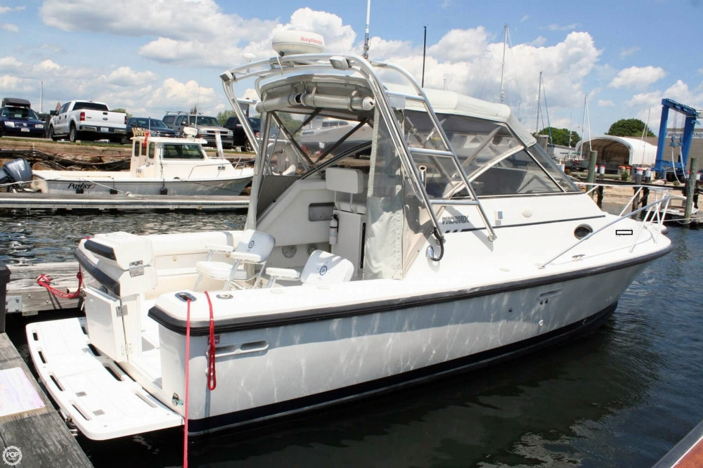 Used Phoenix 27 Tournament II Sports Fishing Boat For Sale