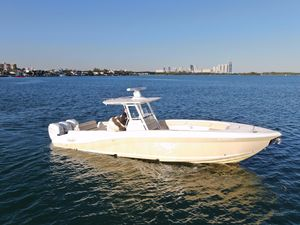 Used Deep Impact 36 Open High Performance Boat For Sale