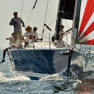Used Watercraft Mills Designed 41 Racer and Cruiser Sailboat For Sale