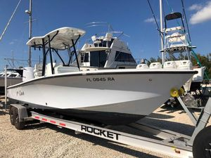 Used Seavee 270 Center Console Fishing Boat For Sale