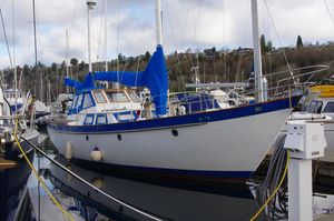 Used Transpacific Marine 49 Cruiser Sailboat For Sale
