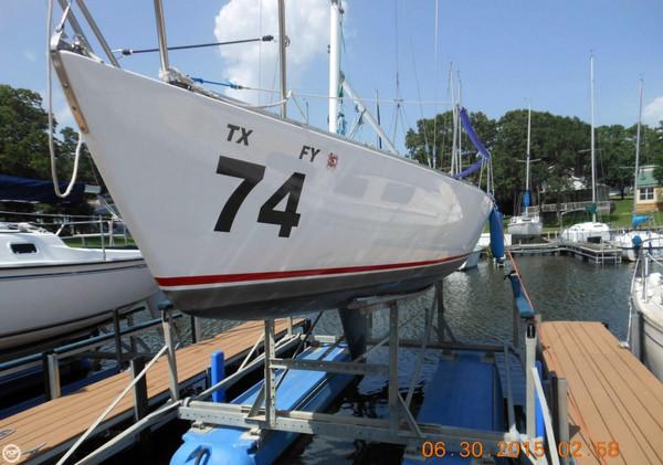 Used J Boats J/24 Sloop Sailboat For Sale