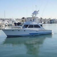Used Pacifica 48 TE Convertible Fishing Boat For Sale