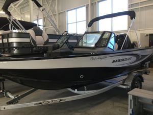 New Smoker Craft 172 Pro Angler172 Pro Angler Freshwater Fishing Boat For Sale