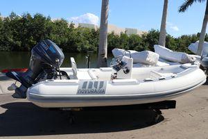 Used Novurania 360DL360DL Tender Boat For Sale