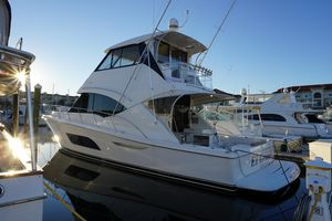 Used Riviera 57 Enclosed Bridge Sports Fishing Boat For Sale