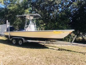 Used Pathfinder 2400DV Bay Boat For Sale