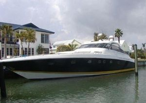 Used Baia 7474 Express Cruiser Boat For Sale