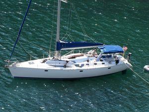Used Beneteau Oceanis 510 Cruiser Sailboat For Sale