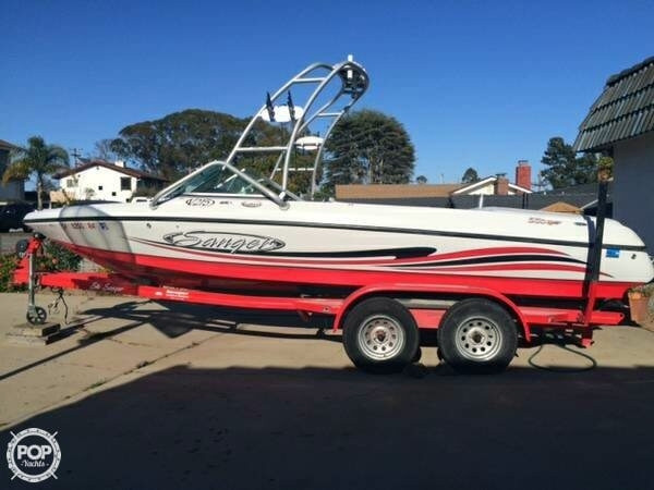Used Sanger 215 V Ski & Wakeboard Ski and Wakeboard Boat For Sale